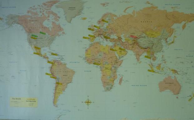Friend Map